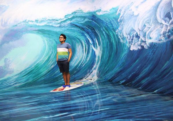 Perfect 3D Wave
