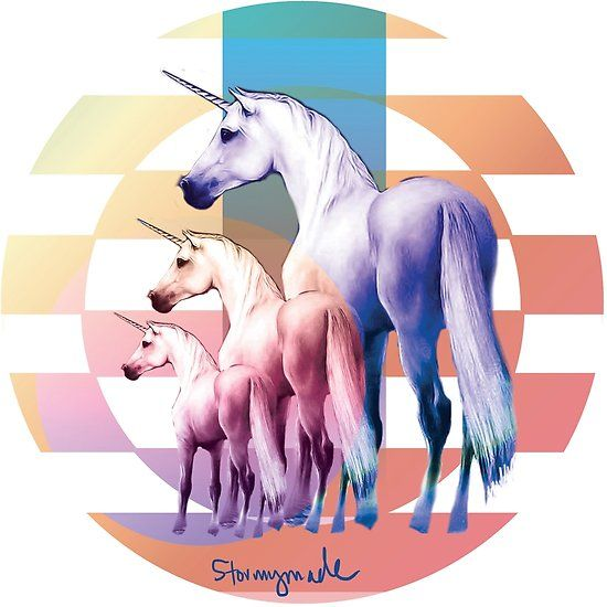 Perfect Unicorns Posters