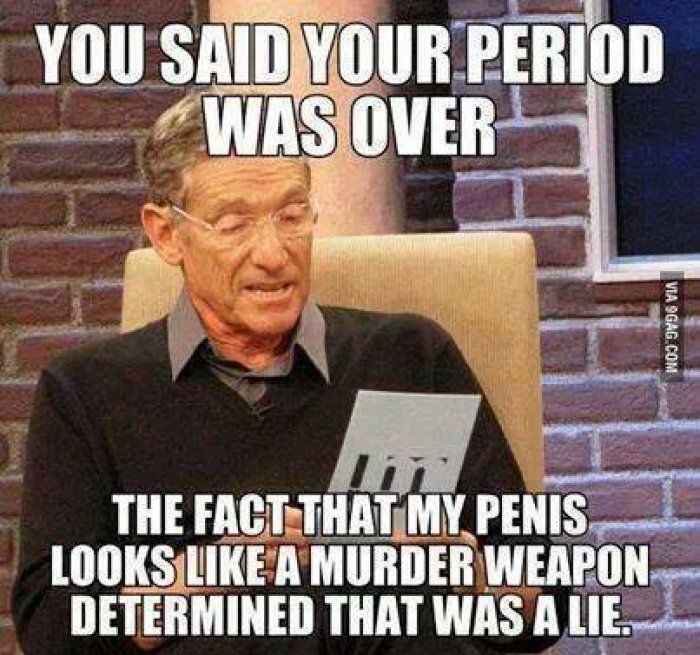 Period was Over