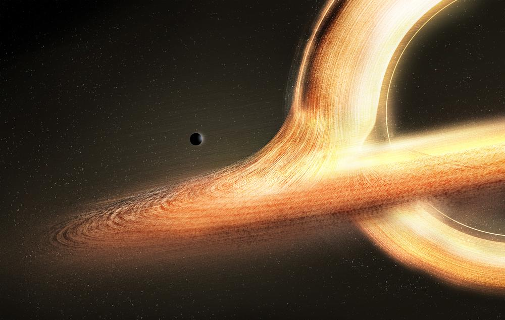 Picturing A Black Hole