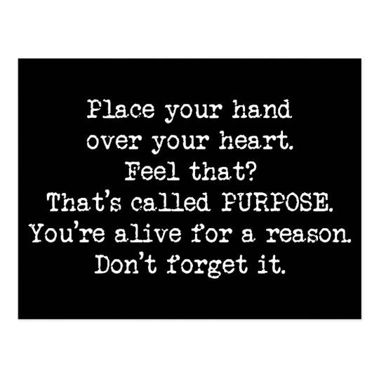 Place Your Hand Over Your Heart