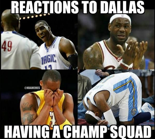 Reactions To Dallas