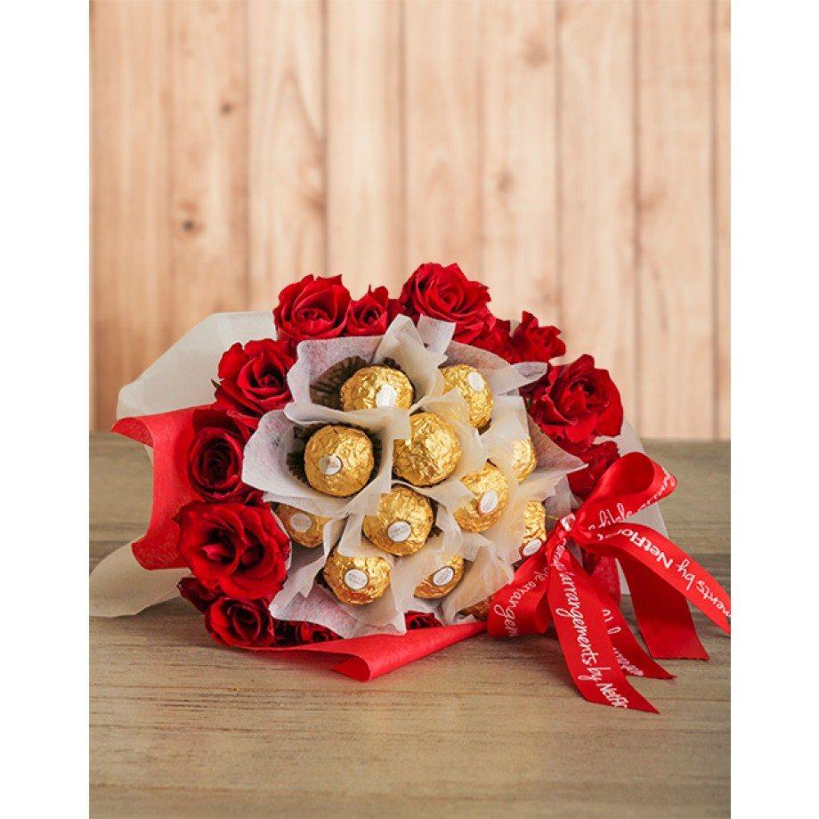 Red Roses Ferrero