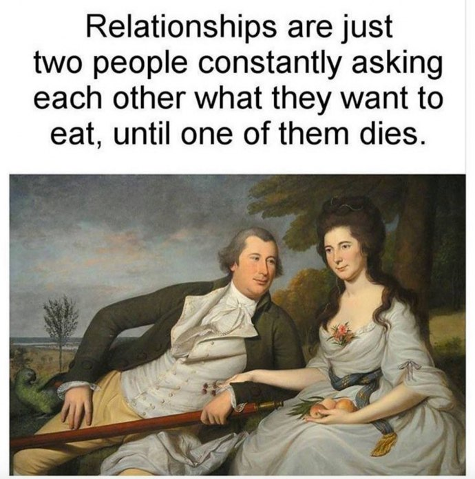 Relationships Are Just Two People