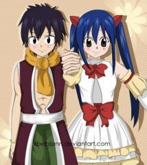 Romeo Conbolt And Wendy Marvell