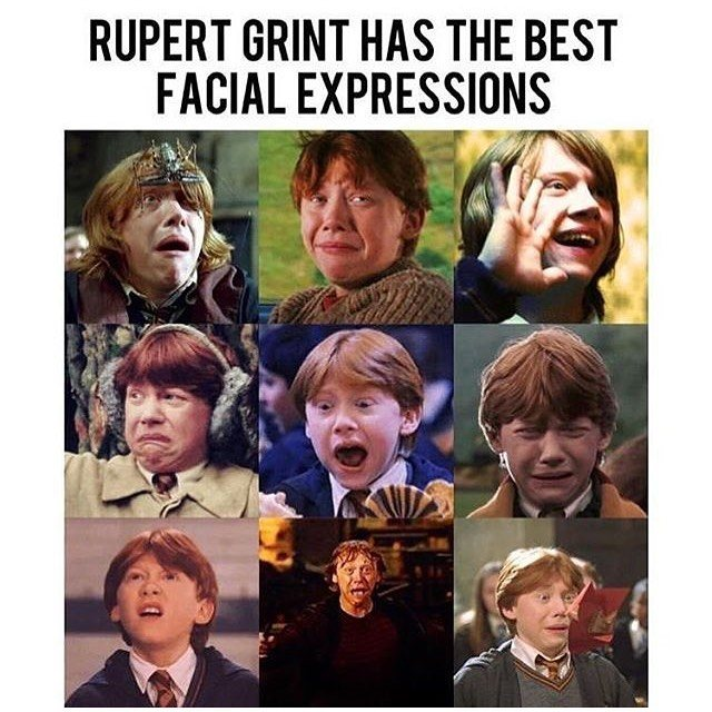 Rupert Grint Has The Best