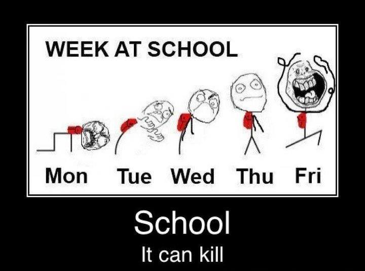 School can kill