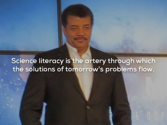Science Literacy Is The Artery
