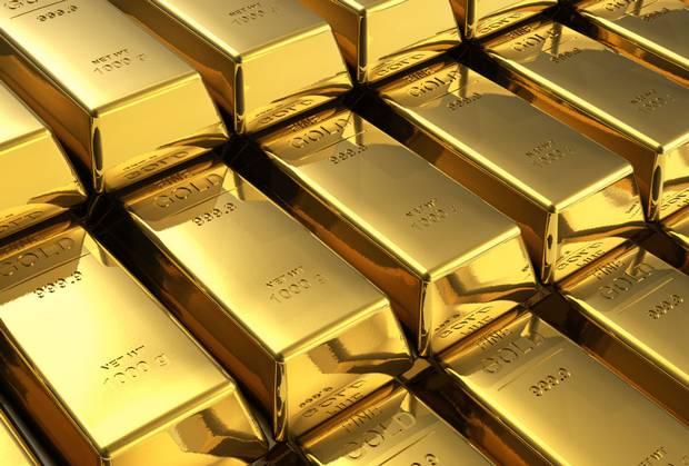 Scrap Gold Bars