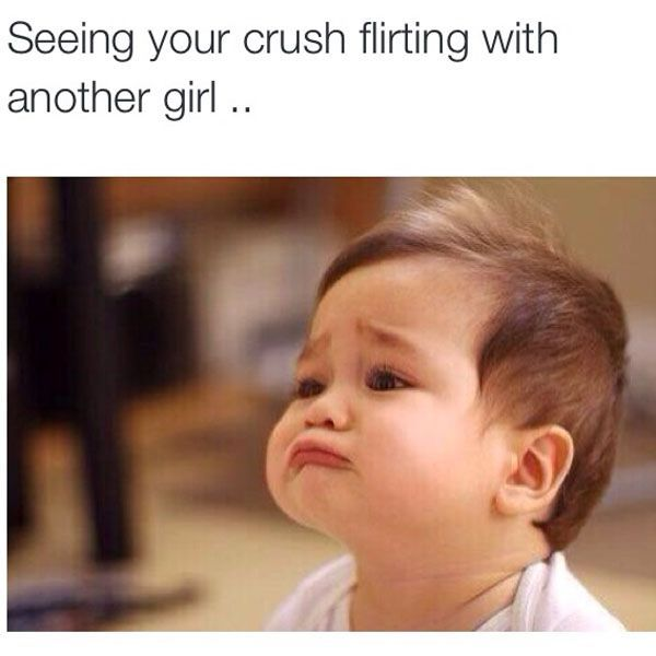 Seeing your Crush