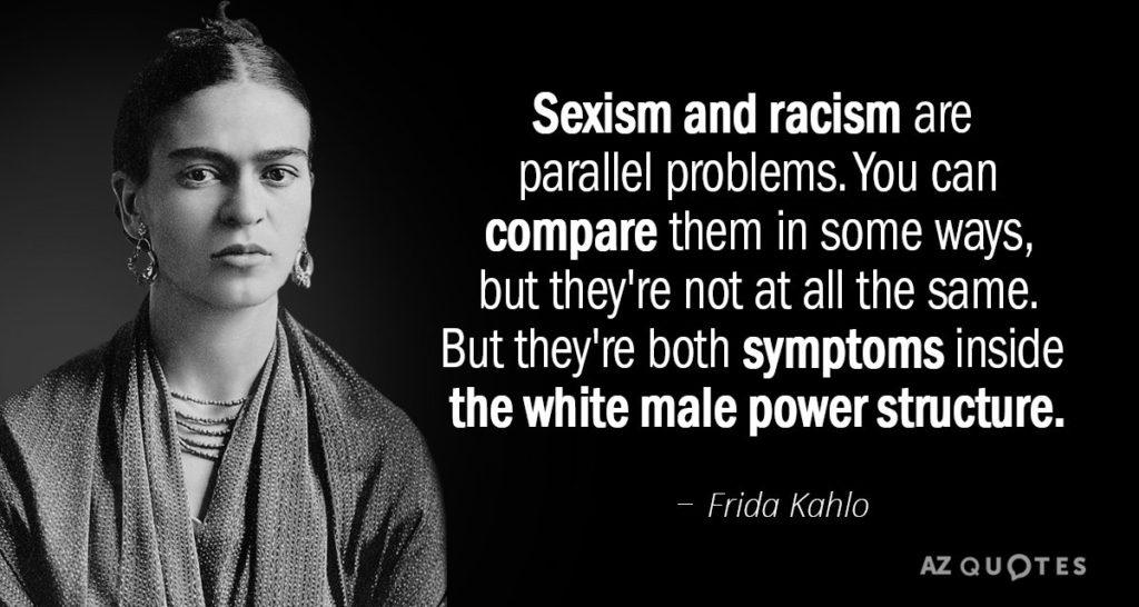 Sexism And Racism