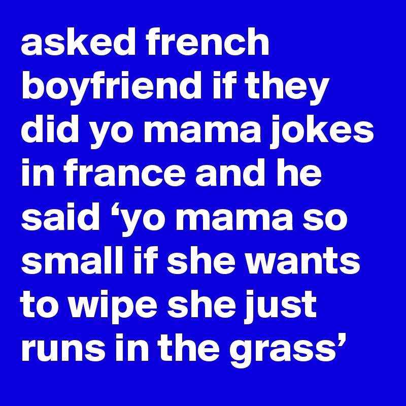 She Just Runs In The Grass