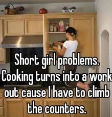 Short Girl Problems