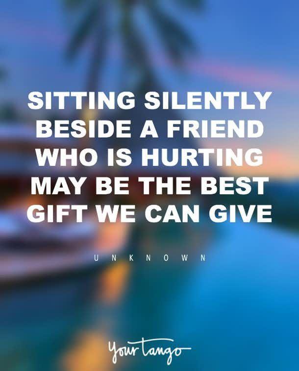 Sitting Silently