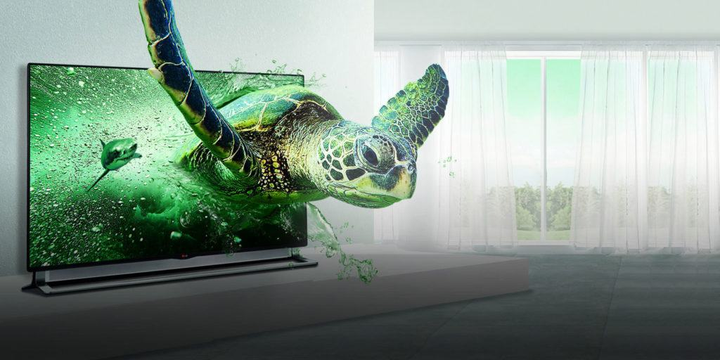 Smart And OLED TV