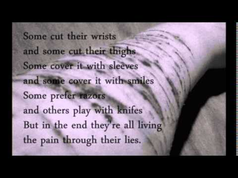 Some Cut Their Wrists