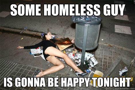 Some Homeless Guy