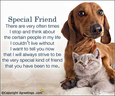 Special Friend..