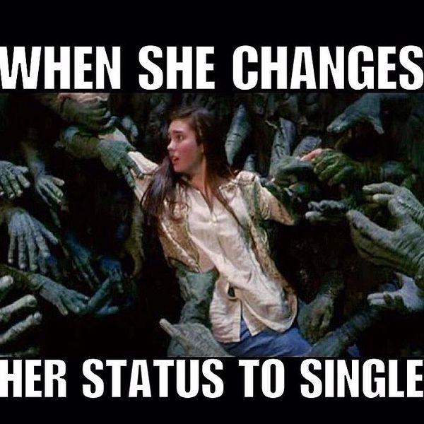 Status to Single