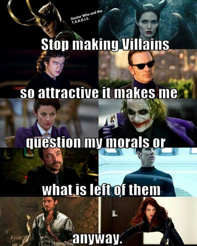 Stop Making Villains