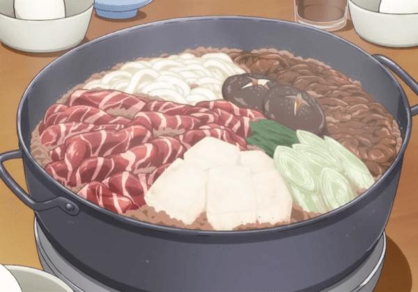 Sukiyaki Hot Pot