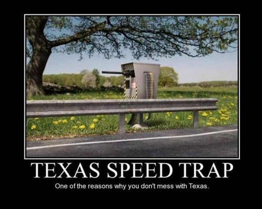 Texas Speed Trap