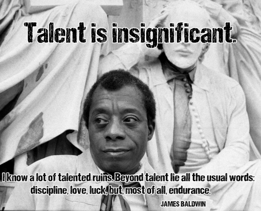 Talent Is Insignificant