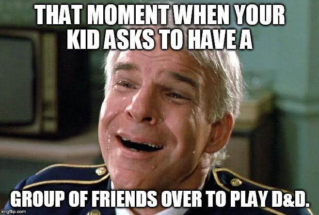 That Moment When Your Kid Asks