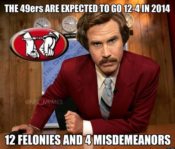 The 49ers Are Expected