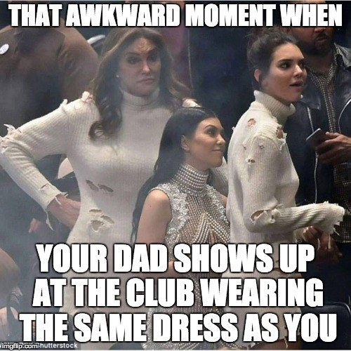 The Awkward Moment