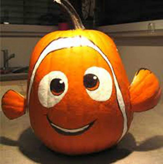 The Best Carved And Decorated Pumpkin