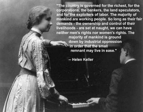 The Country Is Governed For The Richest