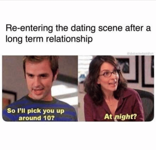 The Dating Scene