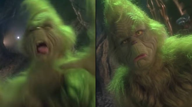The Funniest Thick Grinch