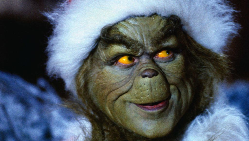The Grinch Jim Carrey