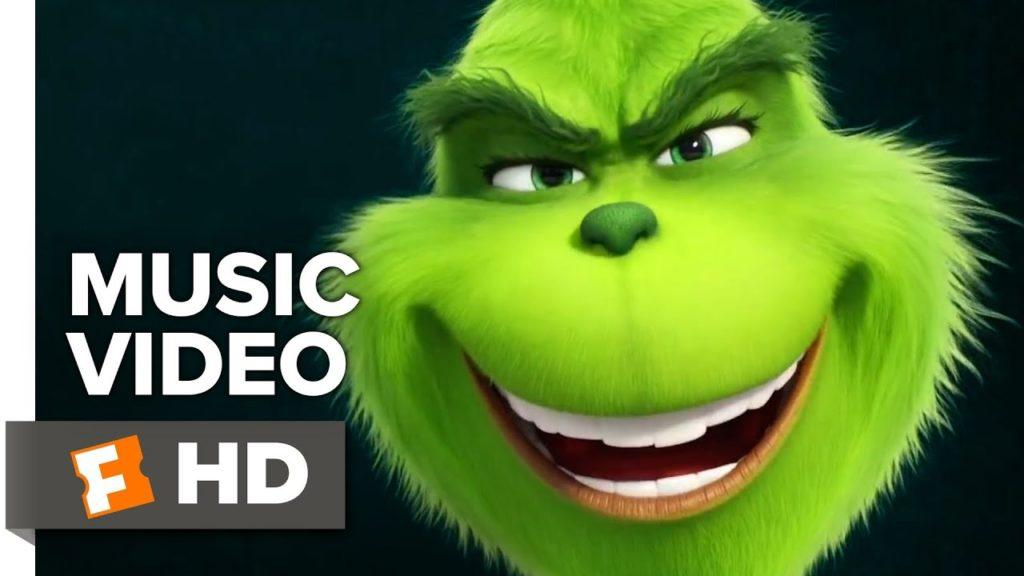 The Grinch Lyric Video