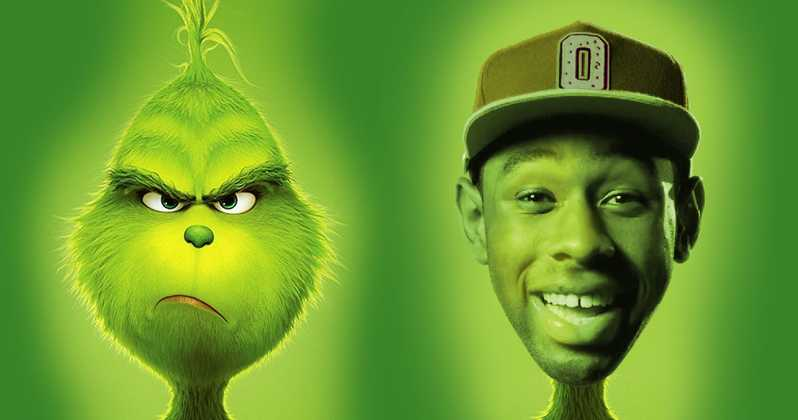 The Grinch Lyric Video Tyler The Creator