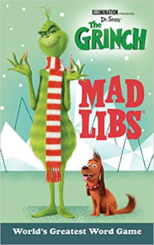 The Grinch Mad Libs