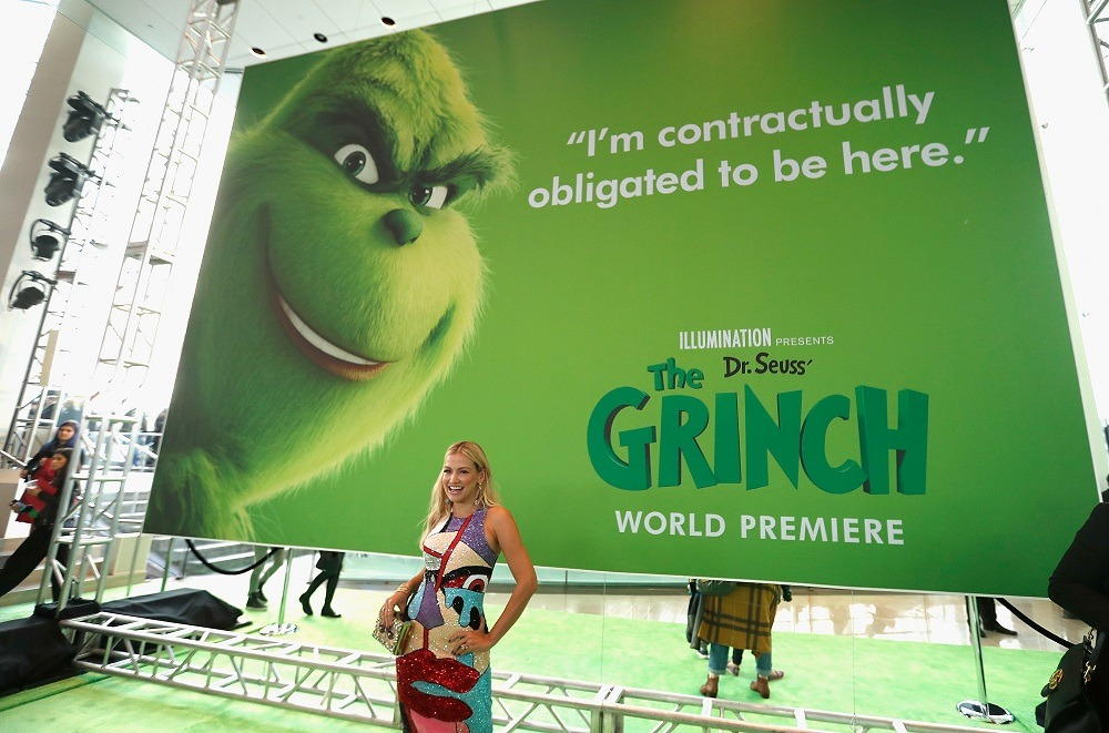 The Grinch World Premiere
