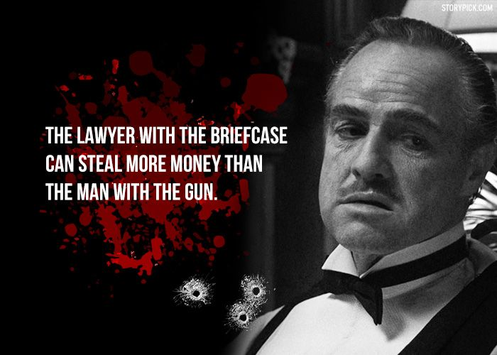 The Lawyer With The Briefcase