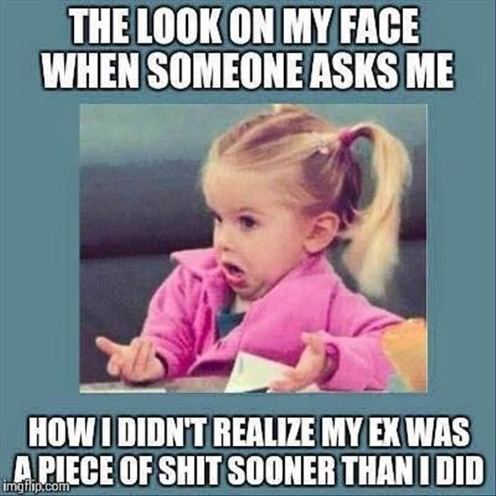The Look On My Face