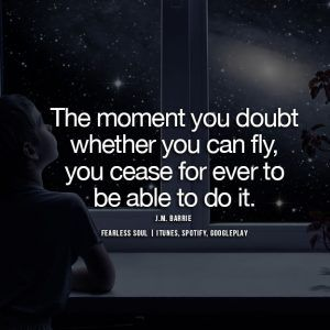 The Moment You Doubt