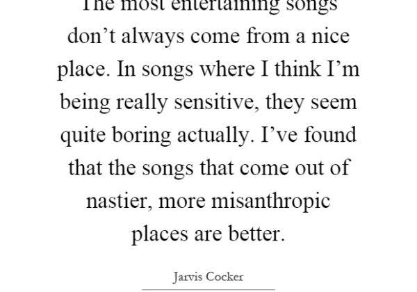 The Most Entertaining Songs