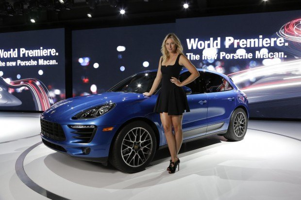 The New Porsche Macan