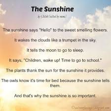 The Sunshine