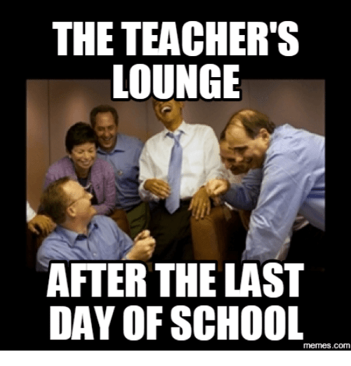 The Teacher Lounge