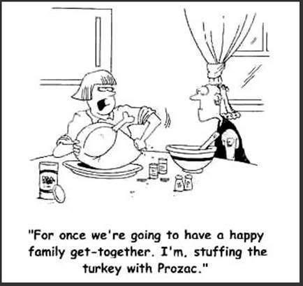 The Turkey With Prozac