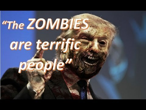 The Zombies Are Terrific People