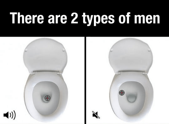 There Are 2 Types Of Men