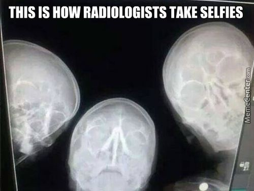This Is How Radiologists